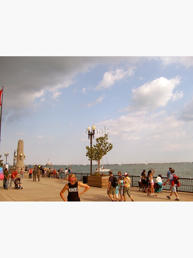 Navy pier by amak