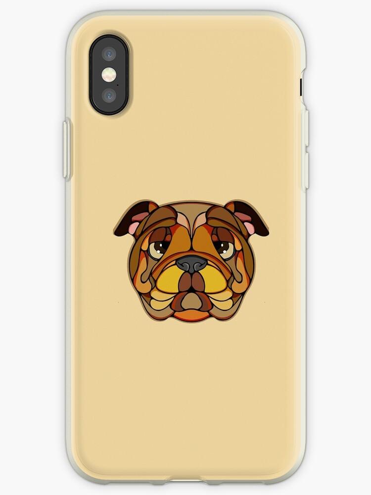 British Bull Dog by LRichardsdesign