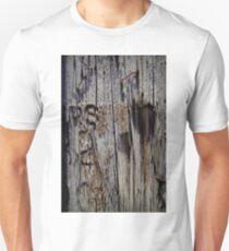 I Carry A Torchwood 4U Unisex T-Shirt