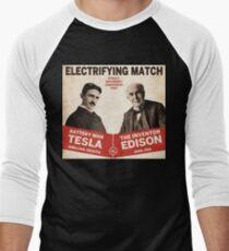 Edison vs Tesla T-Shirt