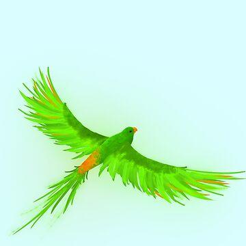 Autumn Parrot by parrotproducts