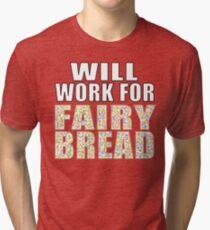 Fairy Bread Tri-blend T-Shirt