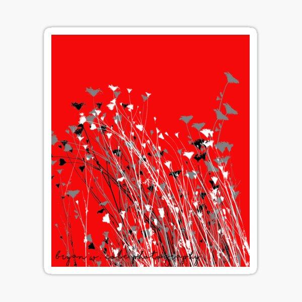 Sierra Wild Flowers No.3 Sticker