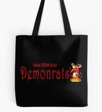 Demonrats Tote Bag