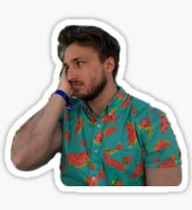 shayne topp Sticker