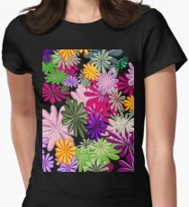 Floral Explosion T-Shirt