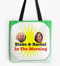 Troy and Abed in the morning (PERSONALIZE ME) Tote Bag