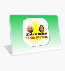 Troy and Abed in the morning (PERSONALIZE ME) Laptop Skin