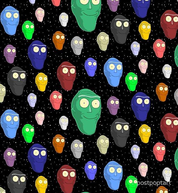 Cromulons Everywhere! by postpoptart