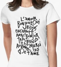 I HEART FRENCH T-Shirt