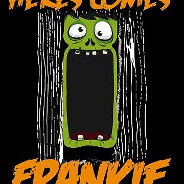 FRANKIE HALLOWEEN by tshirtsclick