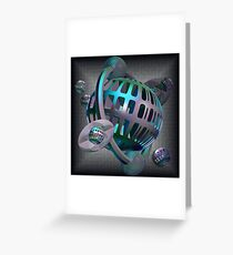 Once apon a time... Greeting Card