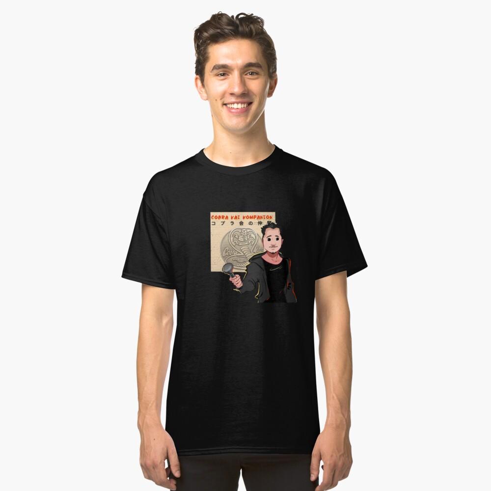 Kobra Kai Kompanion Classic T-Shirt