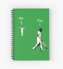 Cricket Spiral Notebook