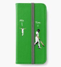 Cricket iPhone Wallet/Case/Skin