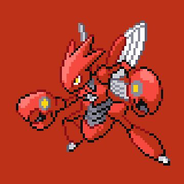 The Pincer Pokemon by conatron13