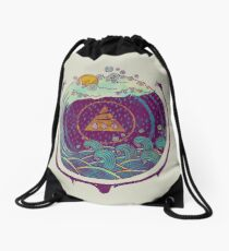 Water Drawstring Bag
