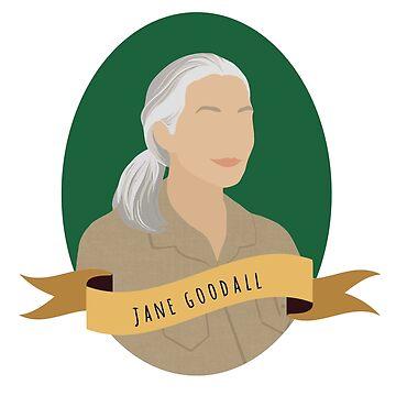 Jane Round Portrait by thefilmartist