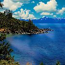 Lake Tahoe by Nancy Richard