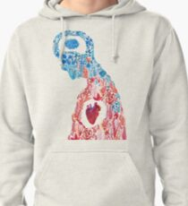 human body Pullover Hoodie