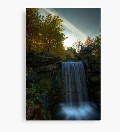 Autumn Falls Canvas Print