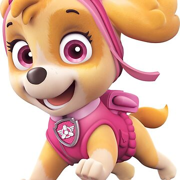 PAW Patrol Skye Running by docubazar7