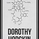 DOROTHY HODGKIN - Women in Science by Hydrogene
