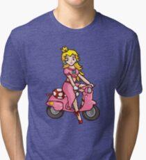 Princess Vespa? Tri-blend T-Shirt