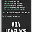 ADA LOVELACE - Women in Science by Hydrogene