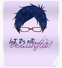 Rei Ryuugazaki - Free! Iwatobi Swim Club Poster