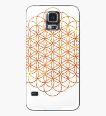 The Sun | Flower of Life Case/Skin for Samsung Galaxy