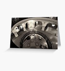 Elliptical Inclination Greeting Card