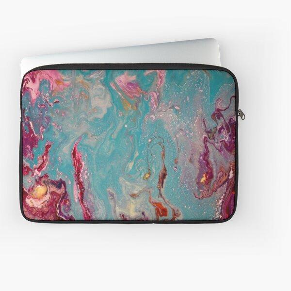 Abstract Magic 18 Laptop Sleeve