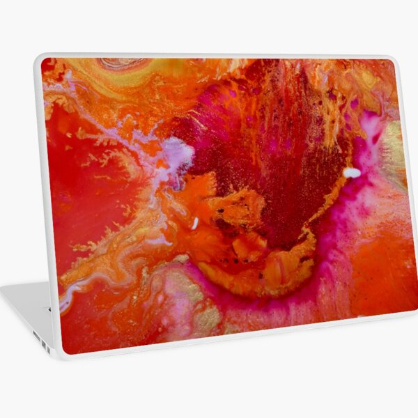 Abstract Magic 23 Laptop Skin