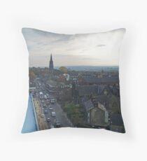 Headlingley and St. Michael's Church Throw Pillow