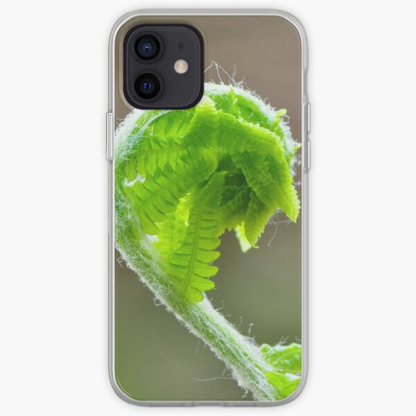 Fern Frond iPhone Soft Case
