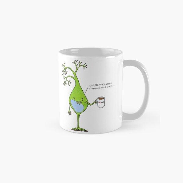 Caffeinated neuron Classic Mug
