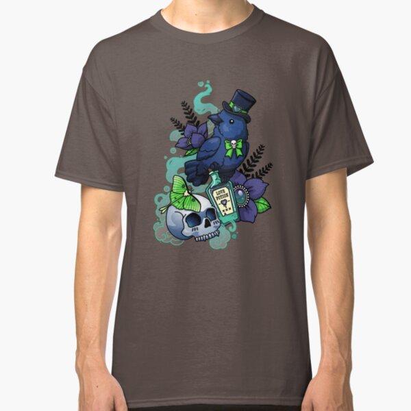Chubby Mr. Raven Classic T-Shirt