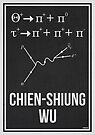 «CHIEN-SHIUNG WU - Mujeres en la ciencia» de Hydrogene