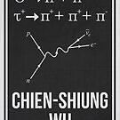 CHIEN-SHIUNG WU - Women In Science by Hydrogene