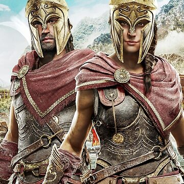 assassin's creed odyssey  by angela11812