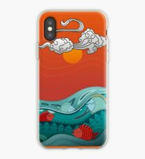 Fish Float iPhone Case