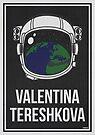 «VALENTINA TERESHKOVA - Mujeres en la ciencia» de Hydrogene