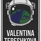 VALENTINA TERESHKOVA - Women in Science by Hydrogene