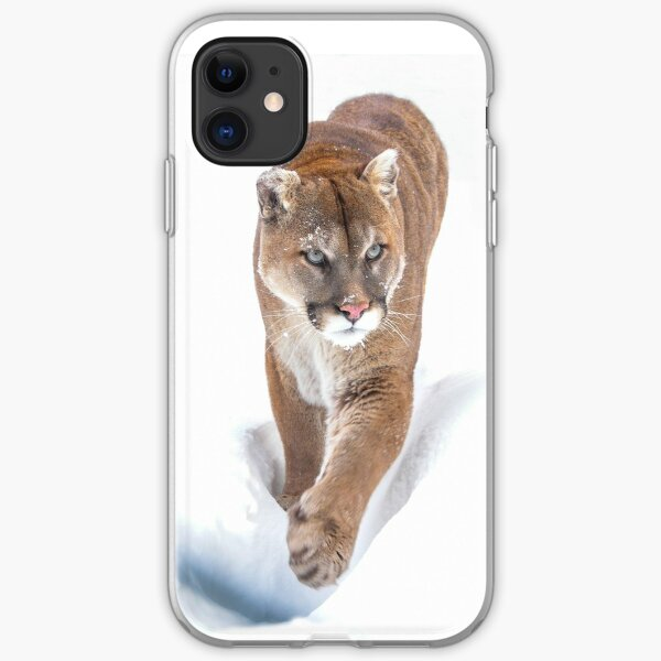 Mountain Lion  iPhone Soft Case