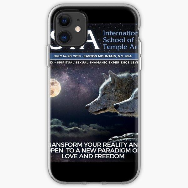 ISTA Level 1, NY 2019 iPhone Soft Case