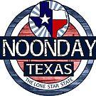 Noonday Texas rustic wood circle by artisticattitud