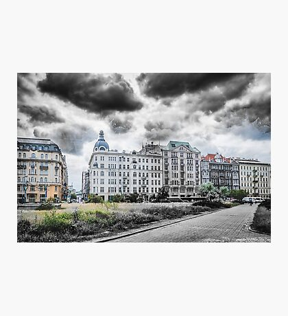 Warsaw art 2  #warsaw #warszawa Photographic Print