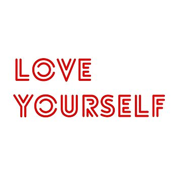 Love Yourself Concert Merch  by baekgie29
