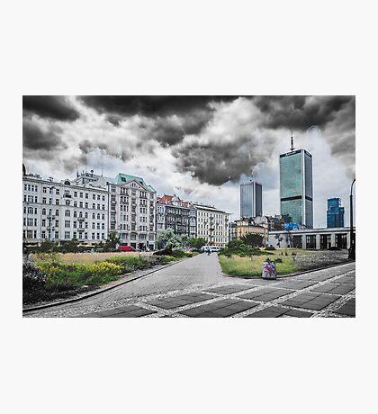 Warsaw art 3 #warsaw #warszawa Photographic Print